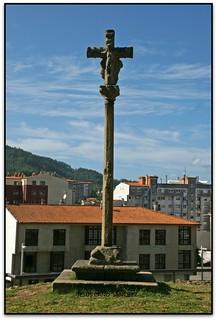 Cruceiro a Pontevedra
