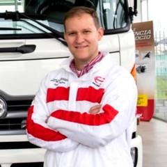 Juan Fernando Muñoz, gerente comercial de Distribuidora Hino en Colombia