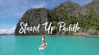 Coron SUP | by OURAWESOMEPLANET: PHILS #1 FOOD AND TRAVEL BLOG