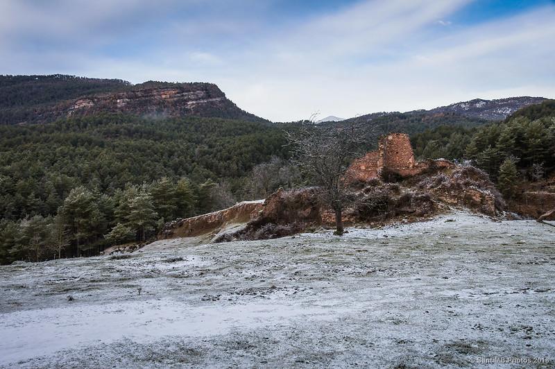 El Mas Vila-rasa de Sant Jaume de Frontanyà