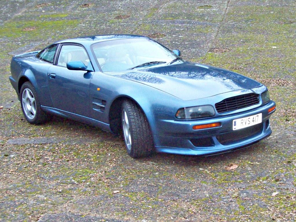 Aston Martin Virage Vantage Aston Martin Virage Flickr - Aston martin virage