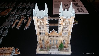 Wrebbit 3D 875 Harry Potter Hogwarts Astronomy Tower (19) | by Pumatti