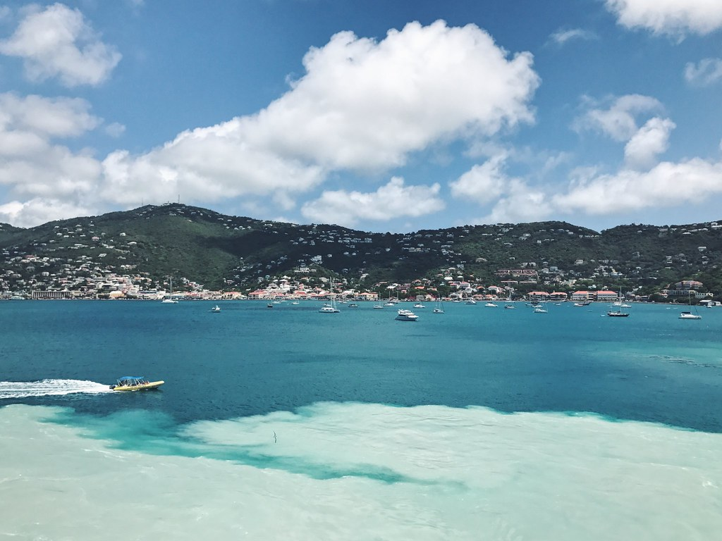 St Thomas beach