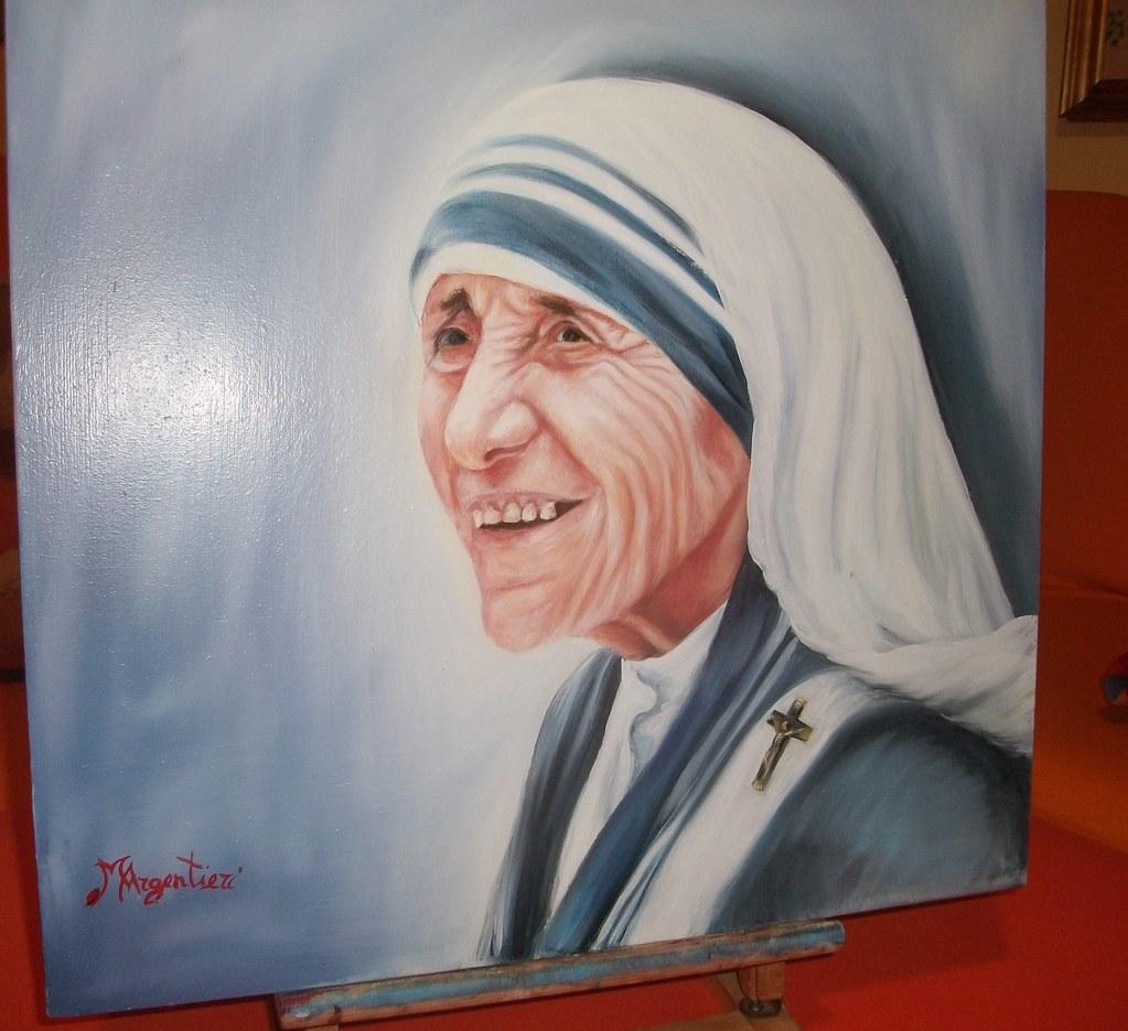Madre Teresa Di Calcutta Mariolina Argentieri Mariolina