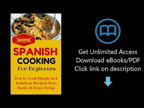 Download spanish cooking spanish food recipes for beginne flickr download spanish cooking spanish food recipes for beginners mediterranean food for starte pdf forumfinder Gallery