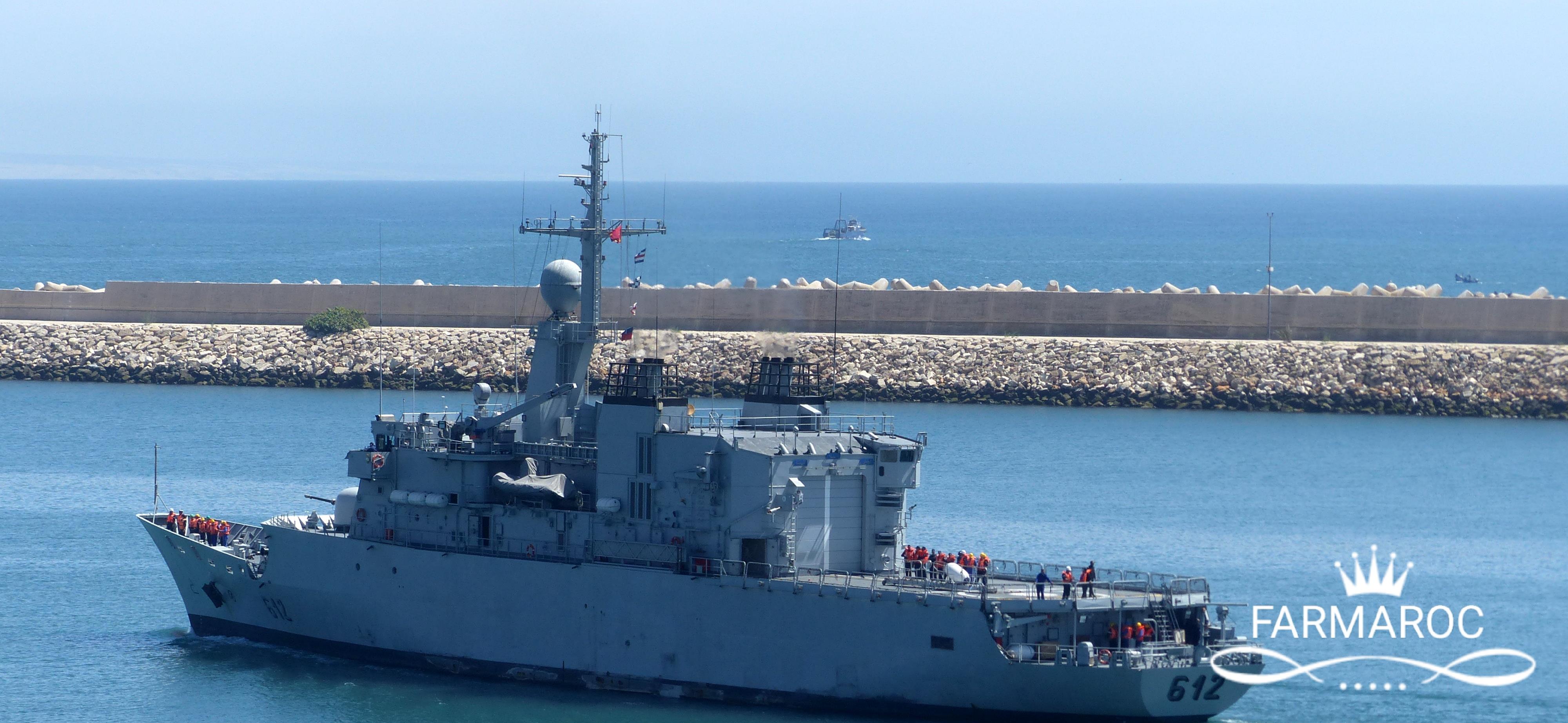 Royal Moroccan Navy Floréal Frigates / Frégates Floréal Marocaines - Page 13 40115939222_d3b9e96bce_o