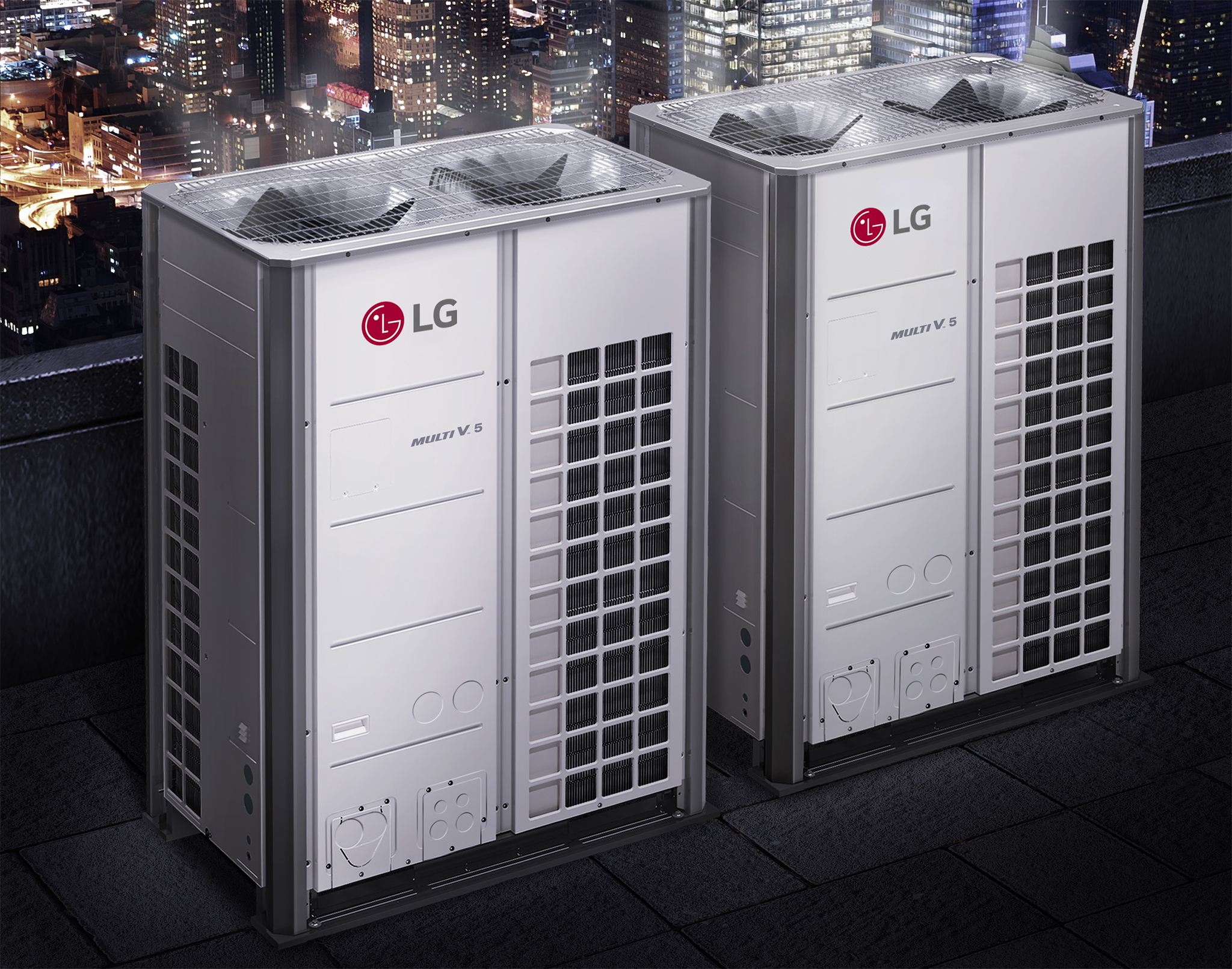 New Arrival Lg Multi V 5 Variable Refrigerant Flow