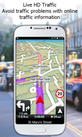 The Best GPS and Navigation Apps for Android 2019 5