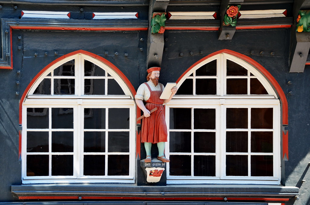 Fenster in marburg windows in marburg antje whv flickr - Fenster marburg ...