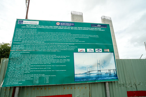 40255-033: Central Mekong Delta Region Connectivity Project in Viet Nam | by Asian Development Bank