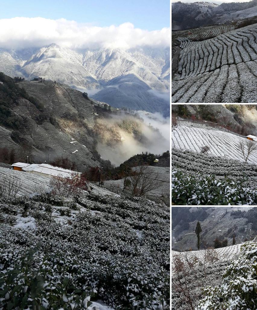 2018 古邁雪景
