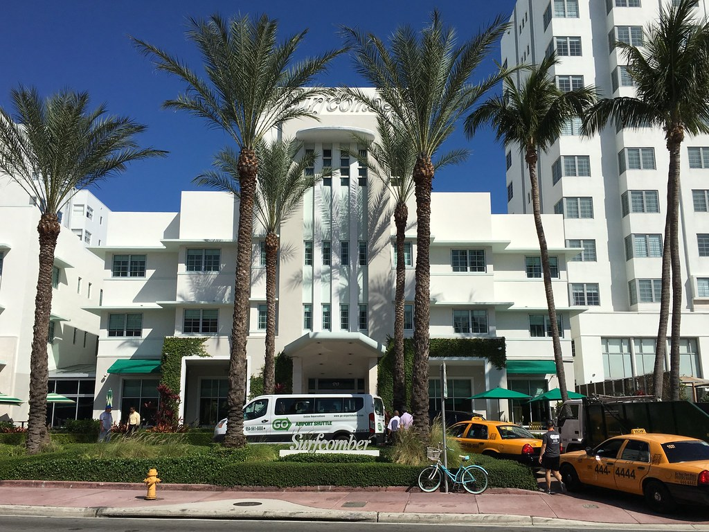 Surfcomber Hotel South Beach