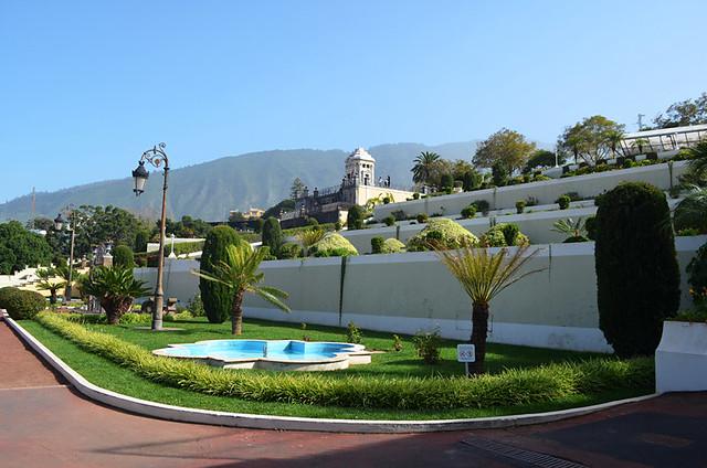 Victorian Gardens, La Orotava, Tenerife