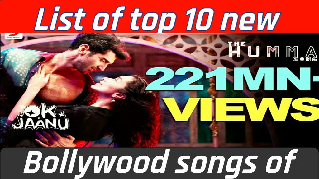 List of top 10 new Bollywood songs of 2018   List of top 10