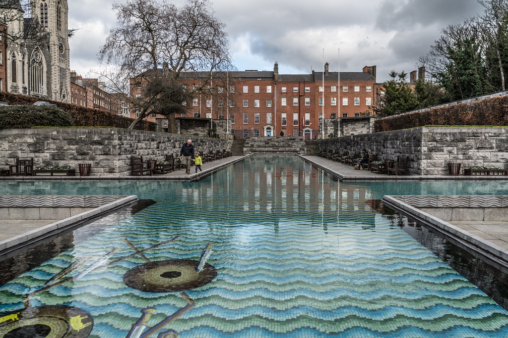 GARDEN OF REMEMBRANCE PARNELL SQUARE DUBLIN 003