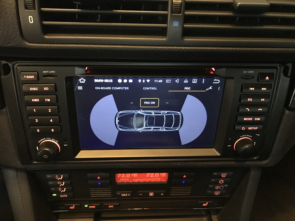 Diy Xtrons Pb7639bp Android Head Unit Installation Bmw M5 Forum And M6 Forums