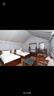Royal Pushkar Camps Inside