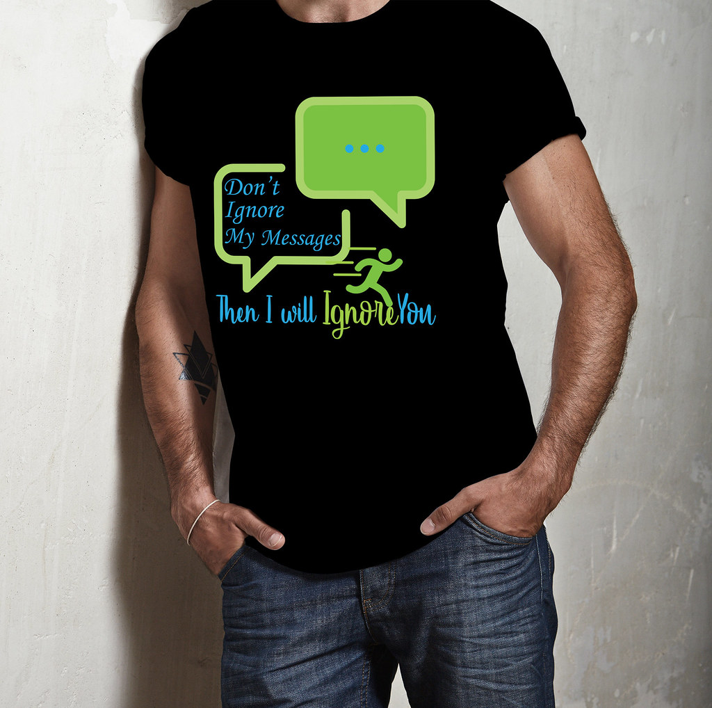 Trendy T Shirt Designs Contact Me For Your Custom T Shirt Flickr