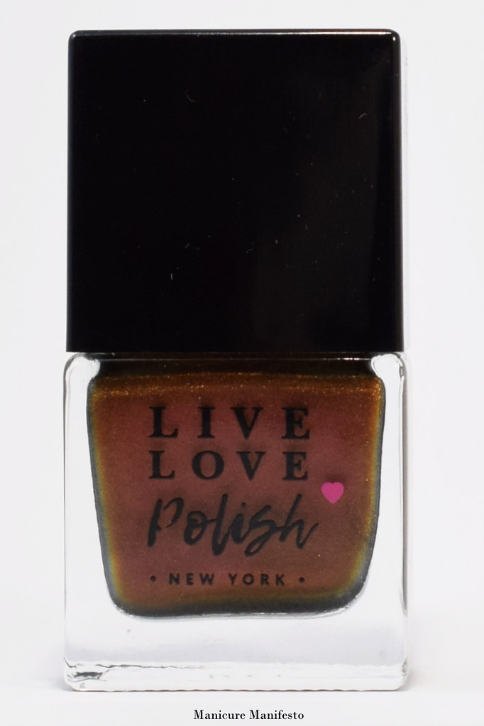 Live Love Polish Sahara Review