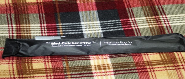 Bird Catcher Pro Packaging