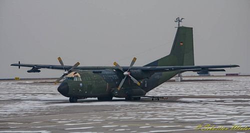 Germany - Air Force Transport Allianz C-160D 50+53 | by Photography Sebastian Winter