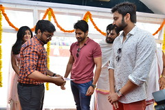 Subramanyapuram Movie Opening Stills