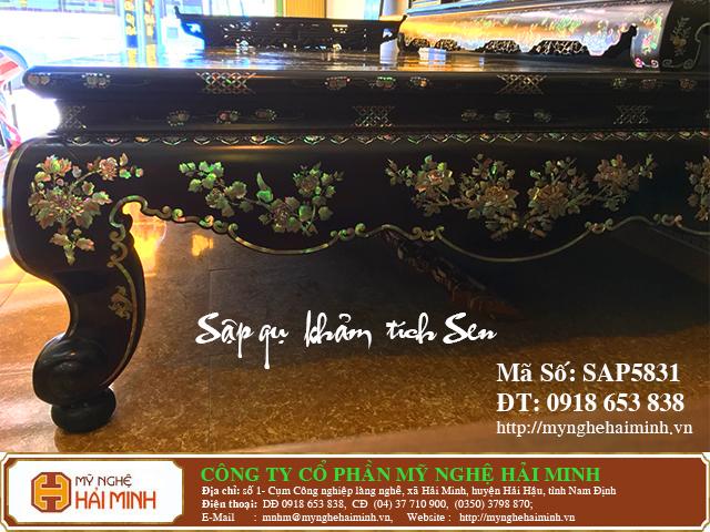 SAP5831e Sap gu Kham Lien Chi Tich Sen do go mynghehaiminh
