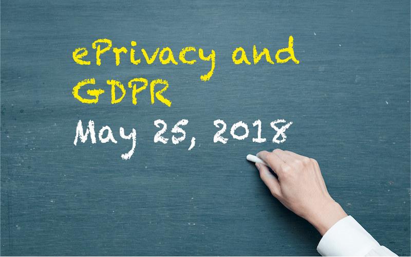 GDPR May 25 2018