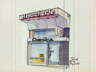 """boucherie chevaline"" 