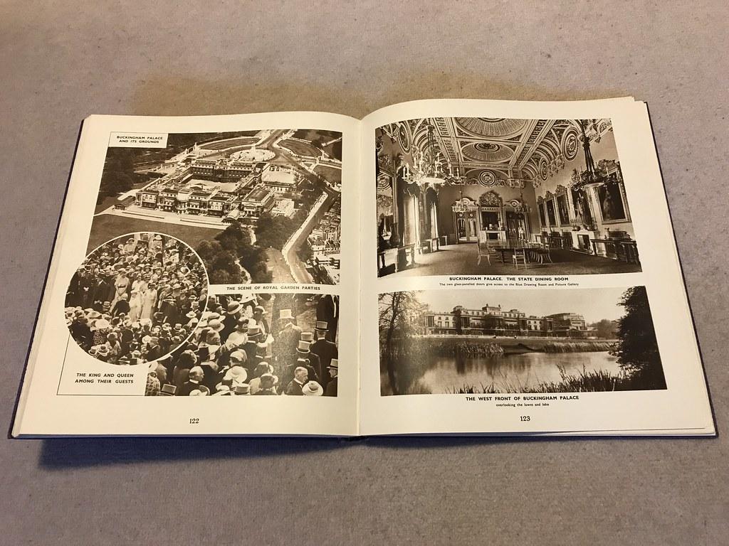 Illustrations inside King Emperor\'s Jubilee 1910-1935 book… | Flickr