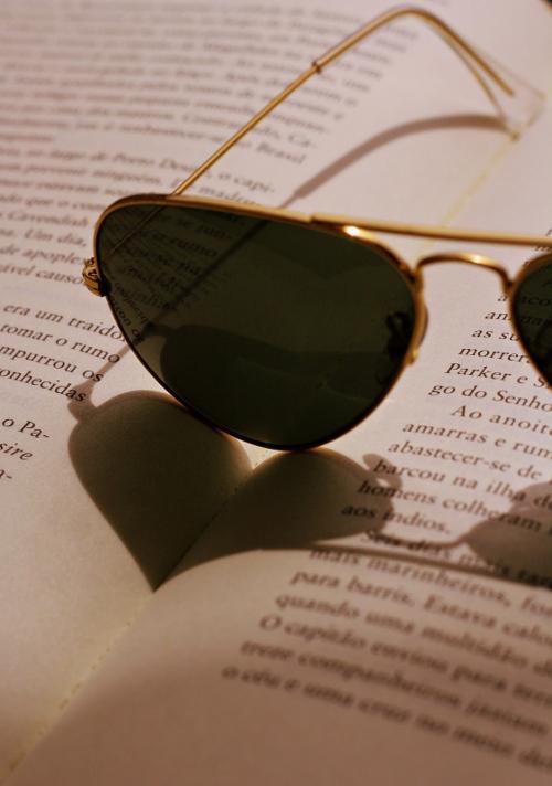 Fotografia em Palavras: Óculos
