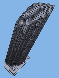 1:2000 World Trade Center Residential Tower Roof | by Doctor Octoroc