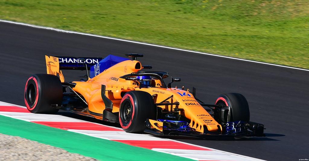 Mclaren Mcl 33 Fernando Alonso Esp Mclaren F1 Team