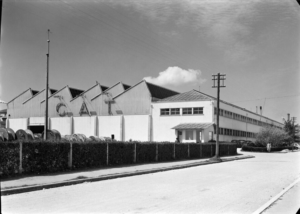 C.A.T. — Cabos Armados e Telefónicos, Venda Nova (M. Novais, 1962)