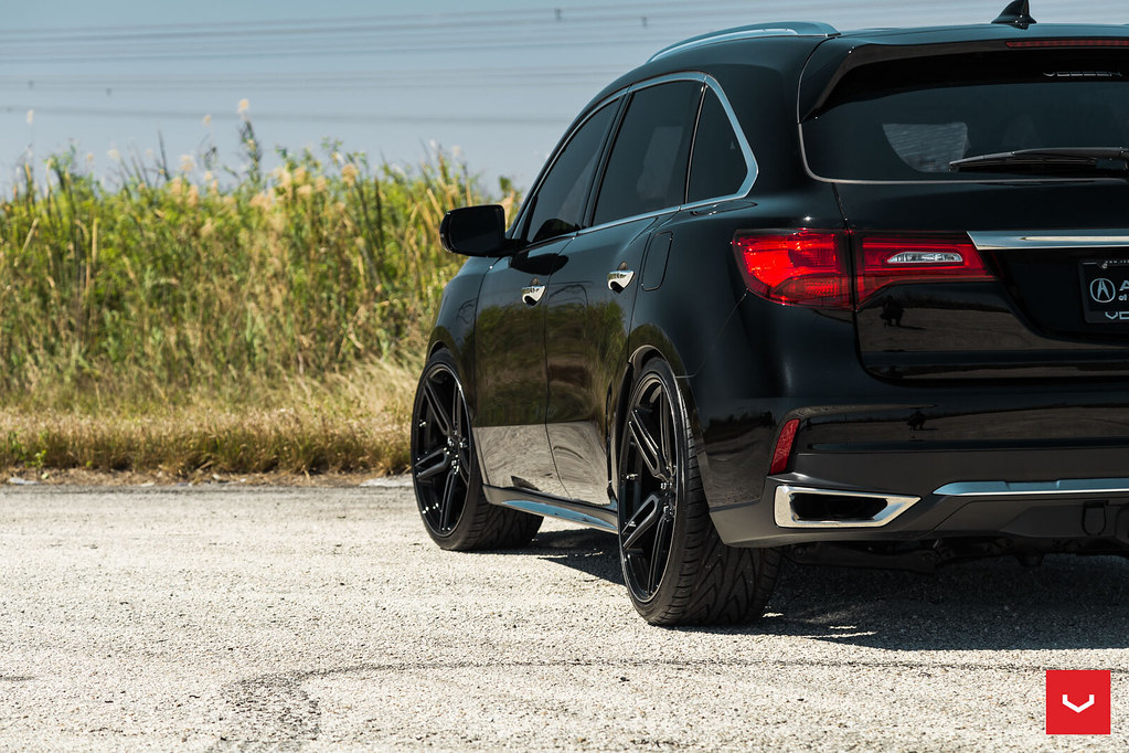 Acura MDX Hybrid Forged HF Vossen Wheels Flickr - Acura mdx wheels