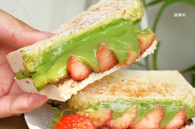 40054079745 535702994e b - 卯食堂 | 豐原早餐推薦 肉蛋吐司、麵線專賣,激推季節限定超美的抹茶草莓三明治,這個真的好好吃!