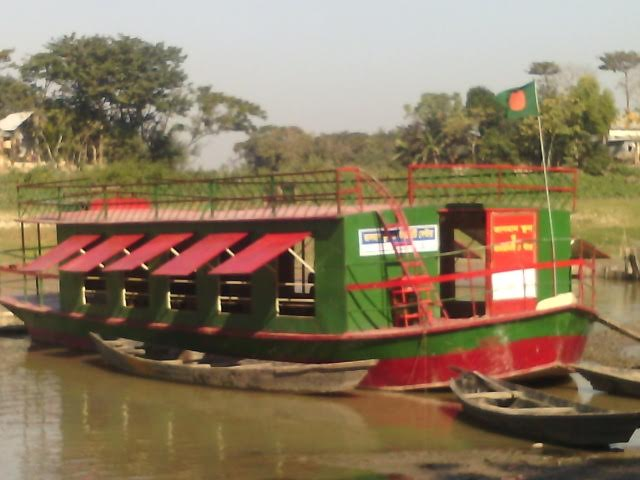 Help Create a Floating School for the Girls of the Bangladesh River