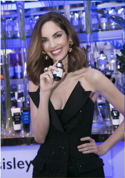 Eugenia Silva, embajadora de Hair Rituel, la nueva marca de Sisley