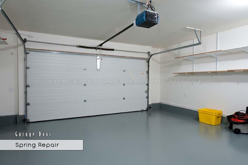 Milton Dynamic Garage Door Flickr