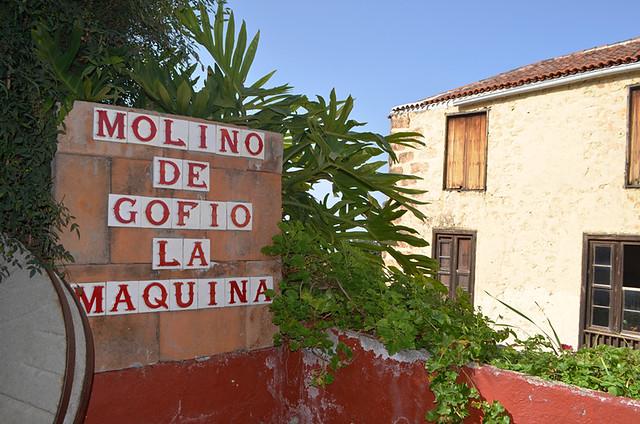 Gofio Mill, La Orotava, Tenerife