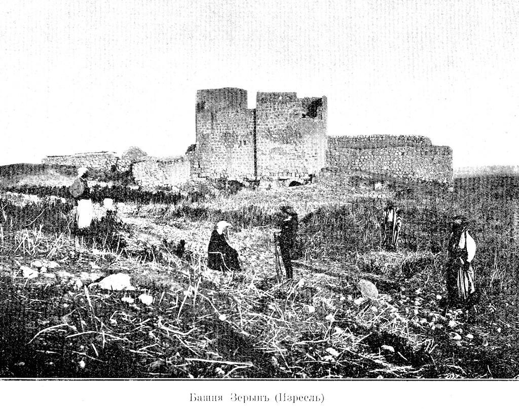 Изображение 50: Башня Зерын (Изреель).