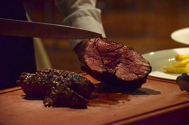 Proper steak
