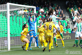 Real Betis Féminas - CD Santa Teresa | by jluiscontreras7