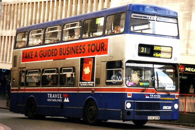 Metrobus Mk1 West Midlands Travel Flickr