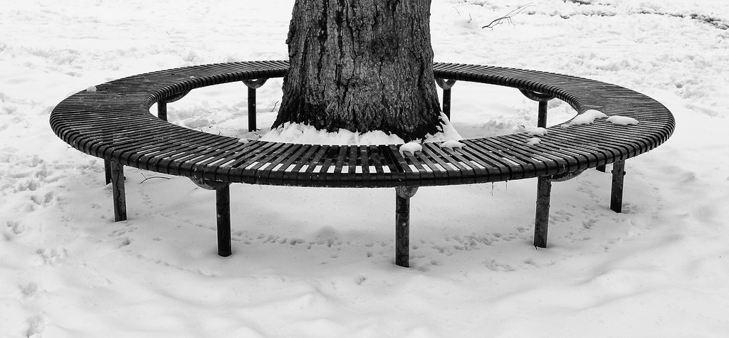 Strange Snowy Seat Kevin Todd Flickr Inzonedesignstudio Interior Chair Design Inzonedesignstudiocom