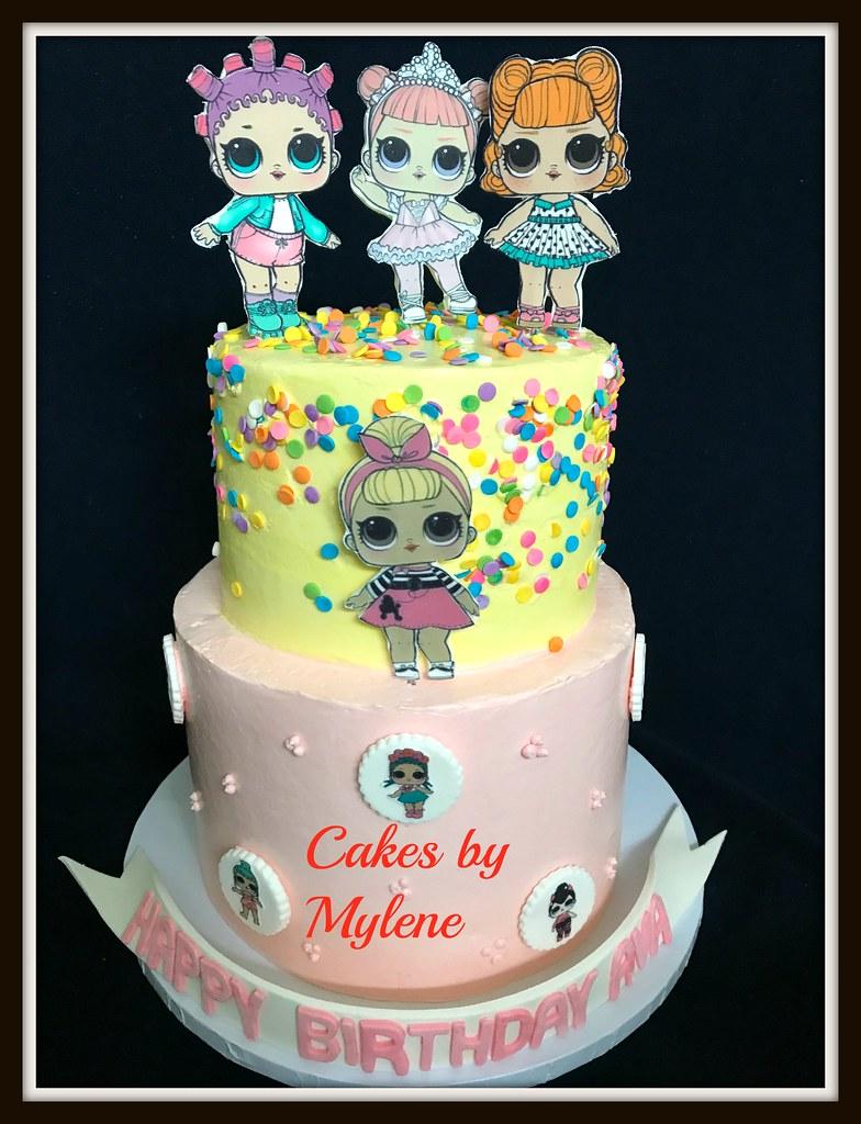 Lol Dolls Visit My Facebook Page Www Facebook Com Cakesbym Flickr