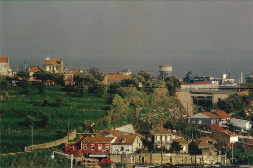 Ponte da Salgada, Marvila — © 1990-91