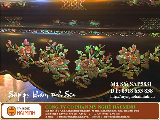 SAP5831f Sap gu Kham Lien Chi Tich Sen do go mynghehaiminh
