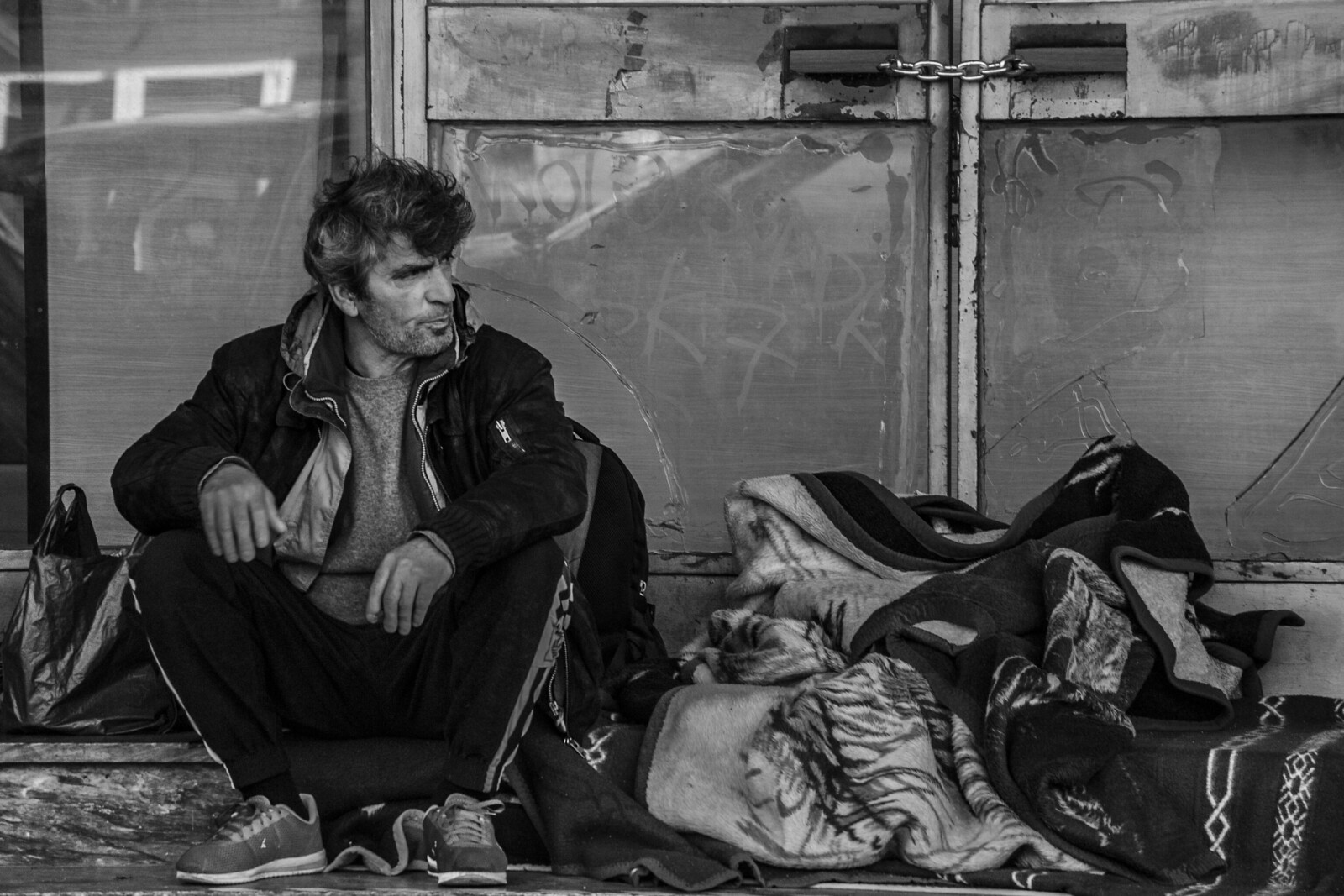 Sem abrigo (Homeless) | by A. Paulo C. M. Oliveira