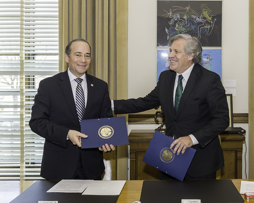 OAS and Panama to Cooperate on Clearance of Unexploded Munitions